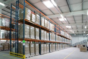 warehousing and packaging production